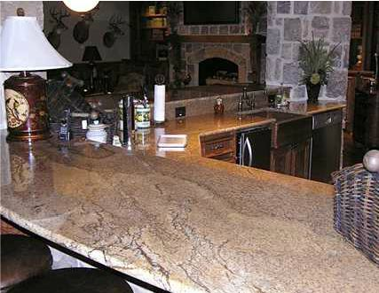 Keeping granite countertops clean craftmark countertops for Best way to clean granite kitchen countertops
