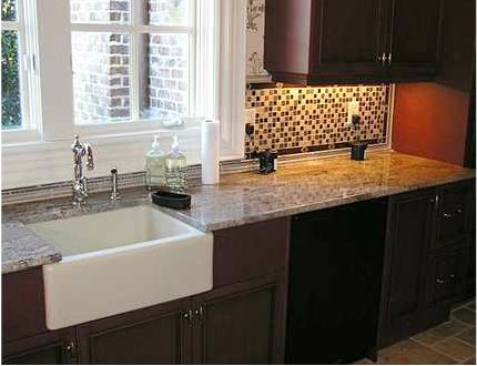 how to clean granite countertops with acetone