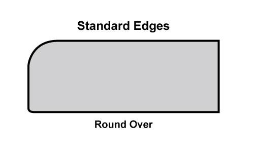 Atlanta Granite Countertop Edge Profiles Craftmark