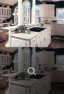 Captivating Atlanta Solid Surface Countertop Virtual Showroom
